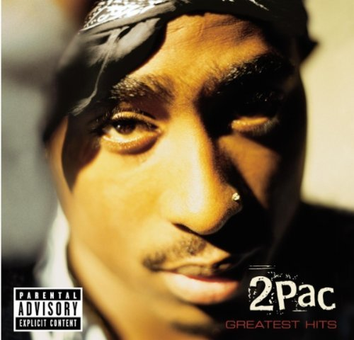 2pac Greatest Hits Explicit Version 2 CD