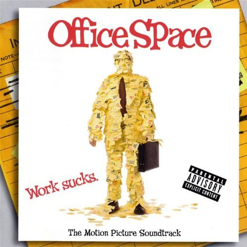 Various Artists Office Space Explicit Version Geto Boys Scarface Prado