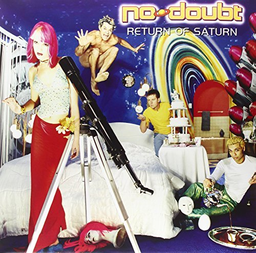 No Doubt Return Of Saturn 2 Lp