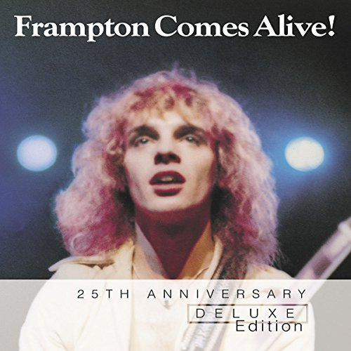 Peter Frampton Frampton Comes Alive! 25th Ann Remastered Deluxe Ed. 2 CD Digipak Incl. Booklet