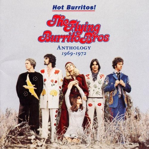 Flying Burrito Brothers Anthology 1969 72 2 CD