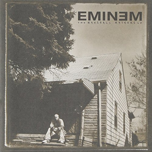 Eminem Marshall Mathers Lp Clean Version