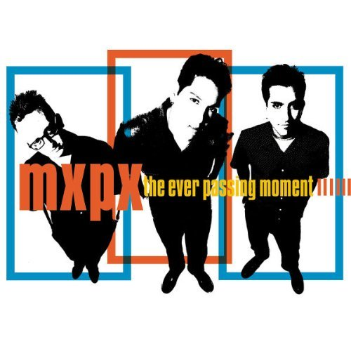 Mxpx Ever Passing Moment Enhanced CD
