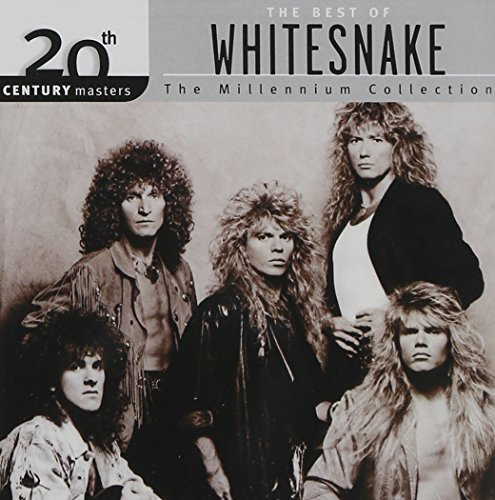Whitesnake Best Of Whitesnake Millennium Millennium Collection