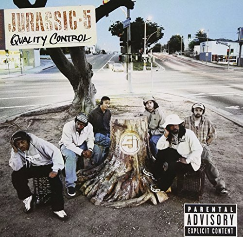 Jurassic 5 Quality Control Explicit Version