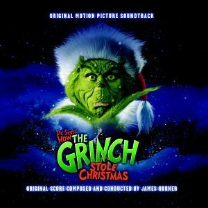 Grinch Soundtrack Music By James Horner