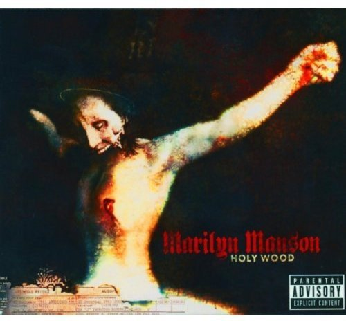 Marilyn Manson Holy Wood Import Gbr Incl. Bonus Track