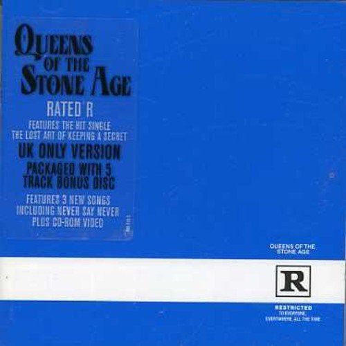 Queens Of The Stone Age Rated R Import Gbr Lmtd Ed.