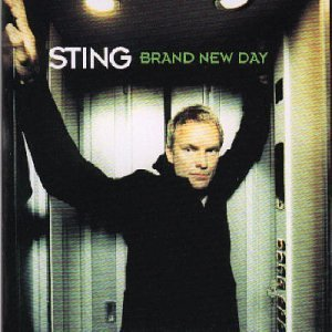 Sting Brand New Day Import Chn Incl. Bonus CD