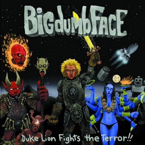 Bigdumbface Duke Lion Fights The Terror!! Explicit Version