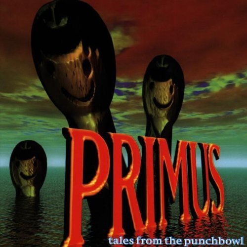 Primus Tales From The Punchbowl Explicit Version Enhanced CD For Mac & Pc