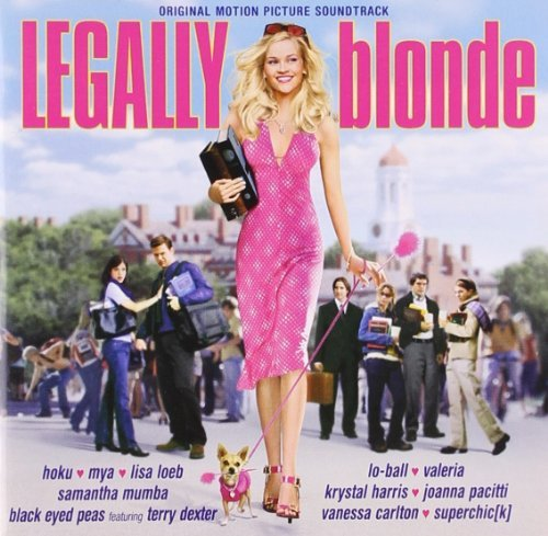 Various Artists Legally Blonde