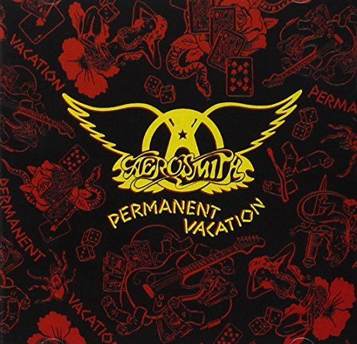 Aerosmith Permanent Vacation Remastered