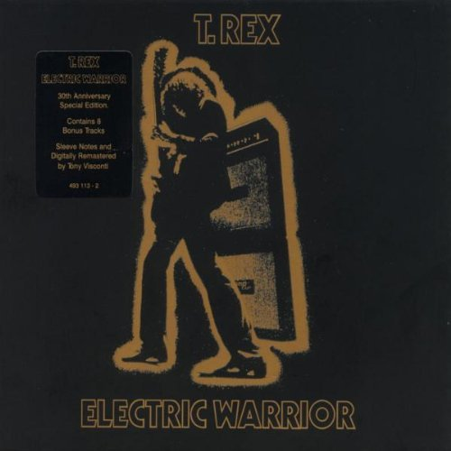 Marc & T. Rex Bolan Electric Warrior Import Deu Incl. Bonus Tracks