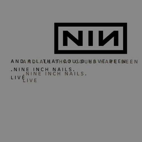 Nine Inch Nails Live And Explicit Version Deluxe Edition 2 CD Set