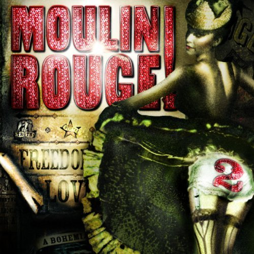 Various Artists Moulin Rouge 2 Kidman Amiel Mcgregor Weigh Koman Broadbent