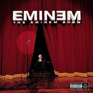 Eminem Eminem Show Explicit Version CD DVD Deluxe Lmtd Ed.