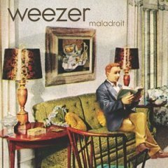 Weezer Maladroit Import Enhanced CD Incl. Bonus Track