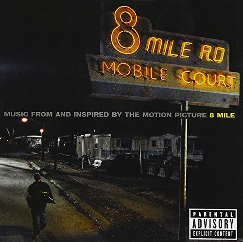 Various Artists 8 Mile Explicit Version
