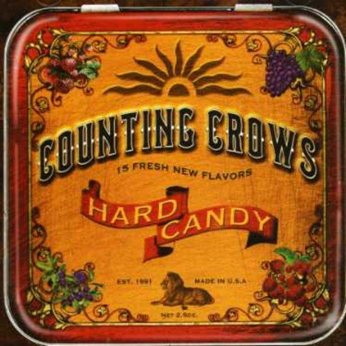 Counting Crows Hard Candy Import Gbr