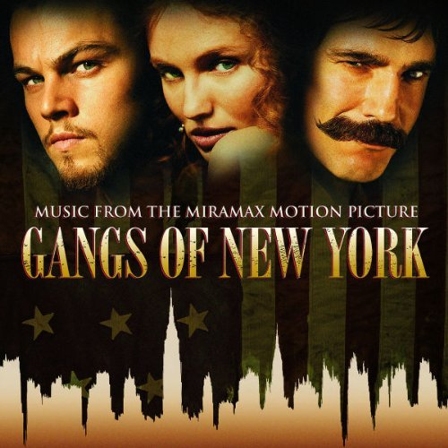 Gangs Of New York Score Music By Howard Shore