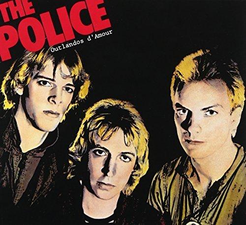 Police Outlandos D' Amour Remastered Digipak