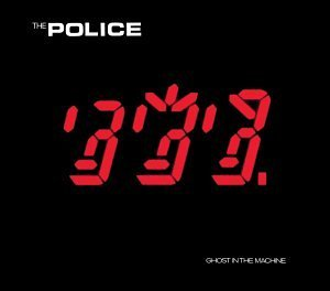 Police Ghost In The Machine Remastered Digipak