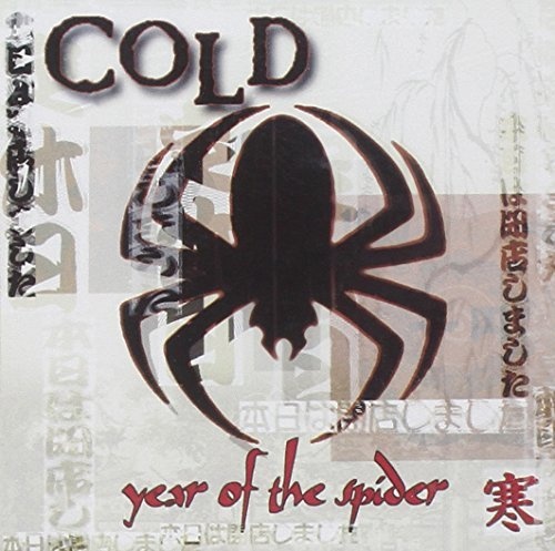 Cold Year Of The Spider Explicit Version