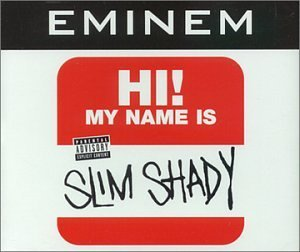 Eminem My Name Is Import Gbr Pt. 1