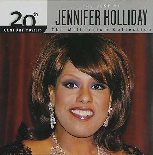 Jennifer Holliday Best Of Jennifer Holliday Mill Millennium Collection