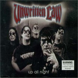 Unwritten Law Up All Night Explicit