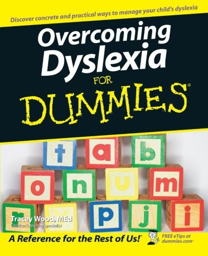 Tracey Wood Overcoming Dyslexia For Dummies