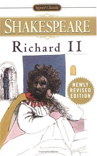 William Shakespeare Richard Ii 0002 Edition;