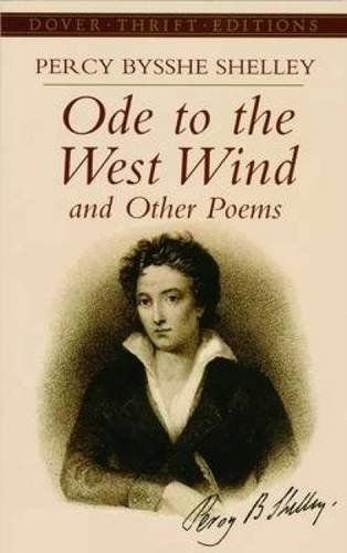 Percy Bysshe Shelley Ode To The West Wind And Other Poems Revised