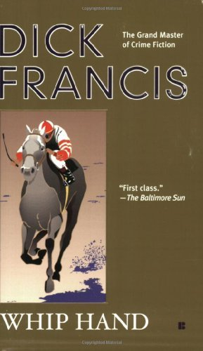 Dick Francis Whip Hand