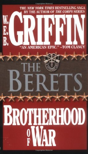 W. E. B. Griffin The Berets