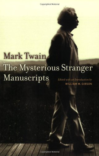 Mark Twain The Mysterious Stranger Manuscripts 0002 Edition;revised