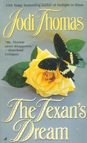 Jodi Thomas The Texan's Dream