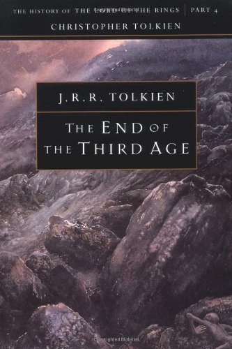 Christopher Tolkien The End Of The Third Age