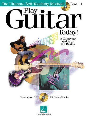 Doug Downing Play Guitar Today! Level 1 A Complete Guide To The Basics