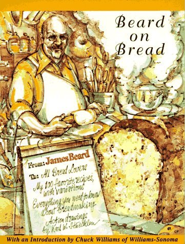 James Beard Beard On Bread
