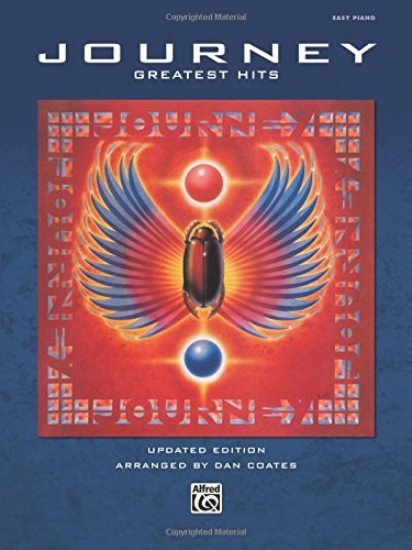Journey Journey Greatest Hits Easy Piano