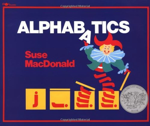 Suse Macdonald Alphabatics