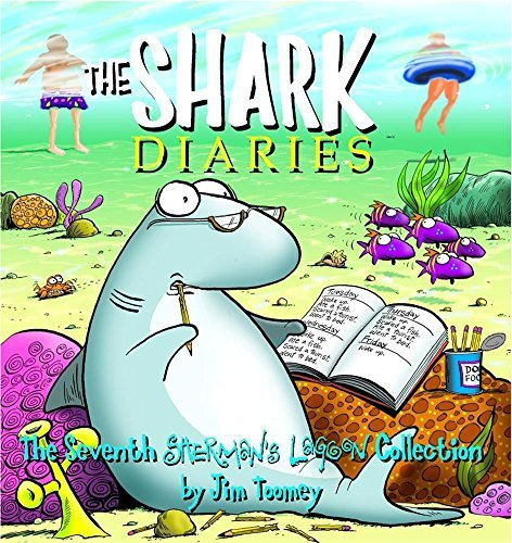 Jim Toomey The Shark Diaries The Seventh Sherman's Lagoon Collection