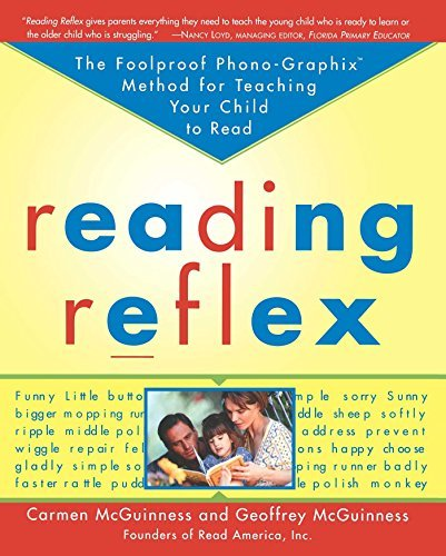 Carmen Mcguiness Reading Reflex The Foolproof Phono Graphix Method For Teaching Y