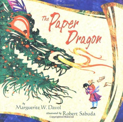 Marguerite W. Davol The Paper Dragon