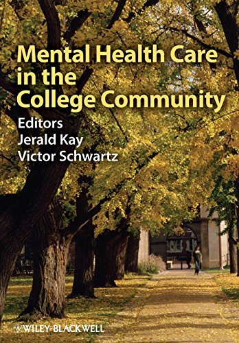 Jerald Kay Mental Health Care In The College Community