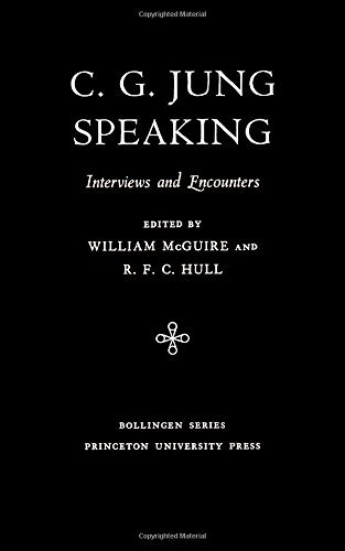 C. G. Jung C.G. Jung Speaking Interviews And Encounters