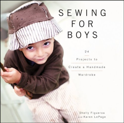 Shelly Figueroa Sewing For Boys Modern Threads For The Cool Girl