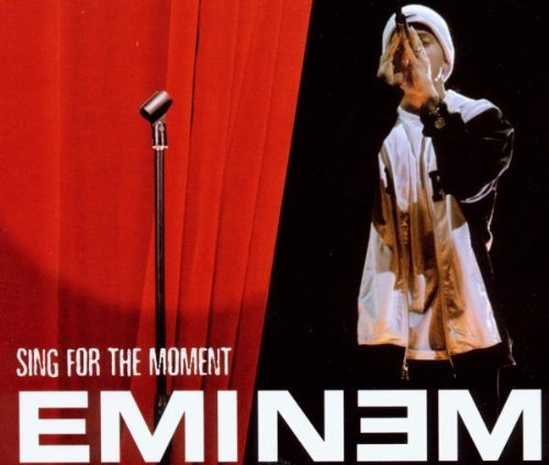 Eminem Sing For The Moment Pt. 2 Import Enhanced CD